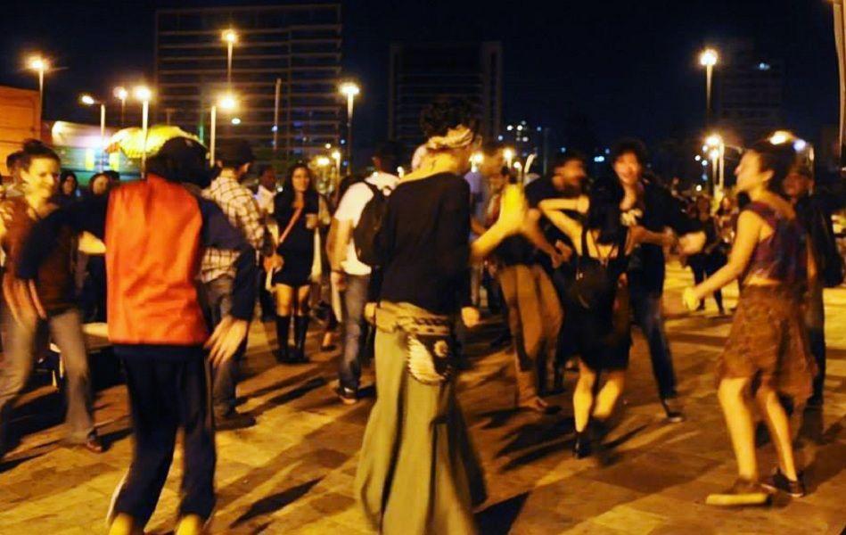 Festa ao ar livre Groove na Batata acontece no Largo da Batata, em Pinheiros.