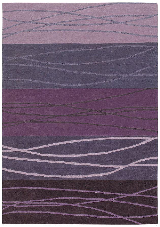 Shades Of Purple Gray Living Room Rug Flooring Rugs