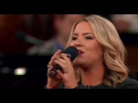 Grace Brumley I Am Blessed Beyond Measure Worship Songs