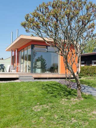 modernes Ferienhaus im Erzgebirge Bungalows zur Miete in