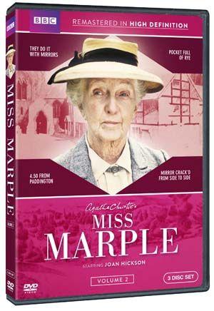Miss Marple Volume 2 Miss Marple Agatha Christie Agatha