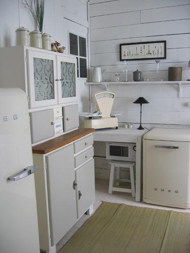Cuisine (petite) inspiration pour relooker un meuble Pinterest