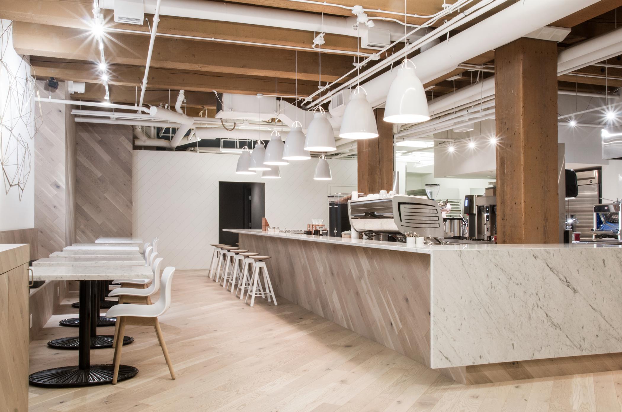 small victory bread & coffee — leckie studio architecture + design
