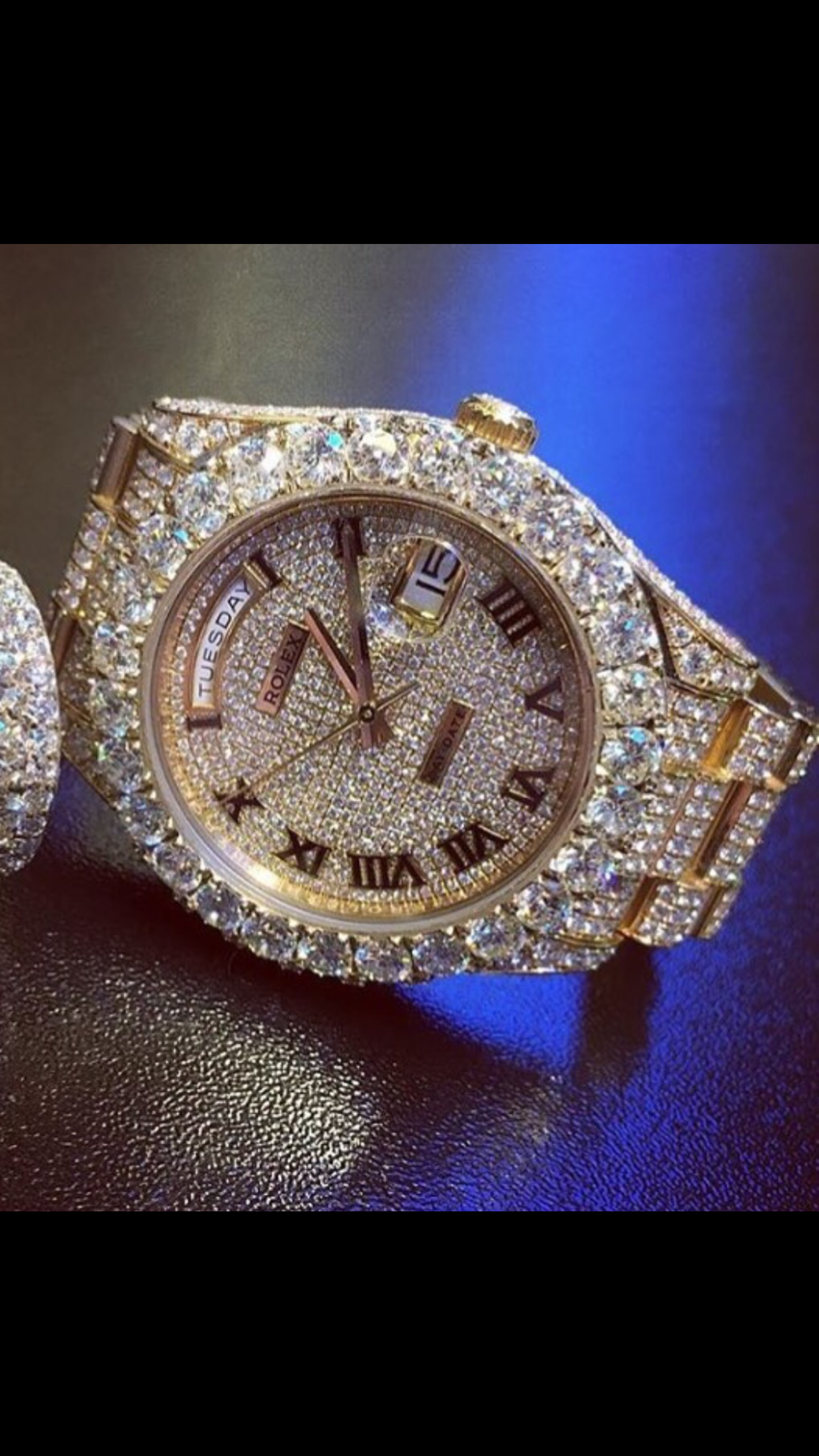 Luxury Brand Watch Vvs Diamonds With Images Vvs Diamond