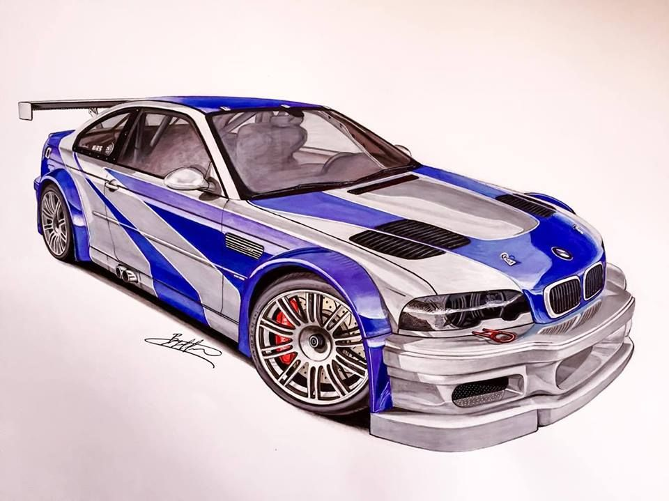 Would Be A Nice Project To Build With Images Bmw Cars Street