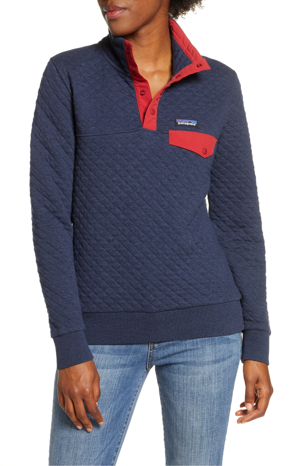 Patagonia Snap T 174 Quilted Pullover With Images