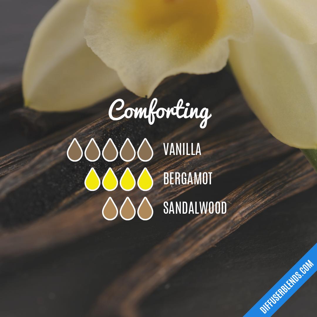 Blend Recipe: 5 Drops Vanilla, 4 Drops Bergamot, 3 Drops