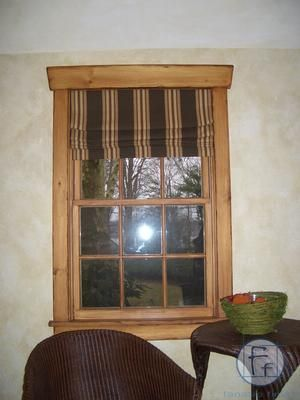 Rustic interior window trim ideas yahoo image search for Cottage style interior trim