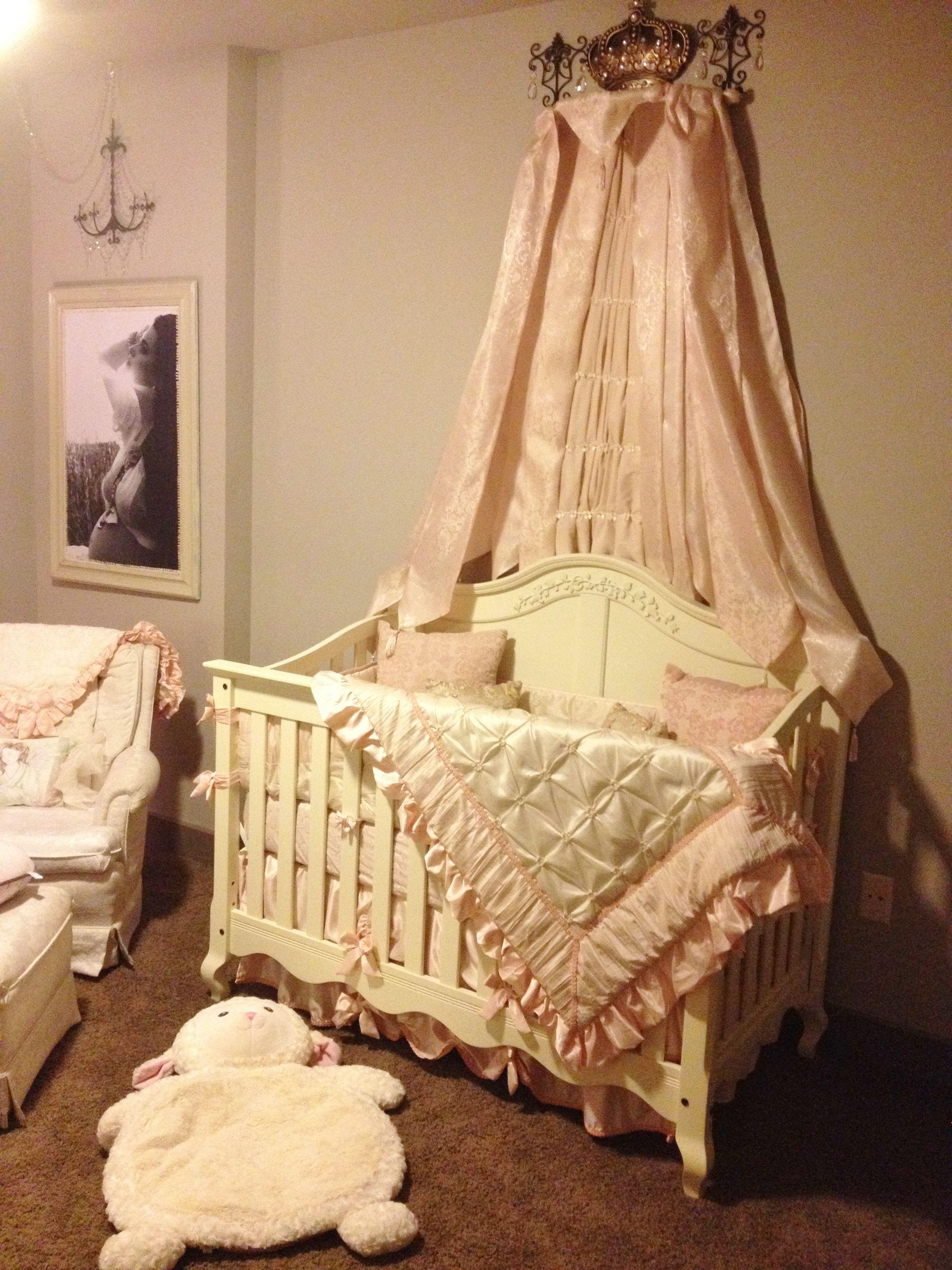 The Finished Product Baby Girl Vintage Feminine Fairytale
