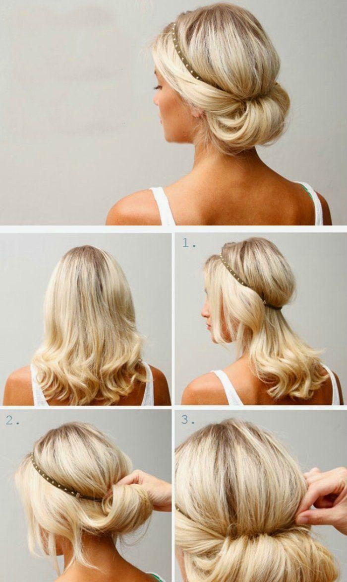 10 Peinados Super Sencillos De Hacer Que Le Facilitarán La