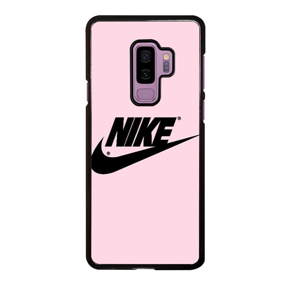 outlet on sale cheap for sale best sale NIKE PINK LOGO Samsung Galaxy S9 Plus Case Cover in 2019 ...