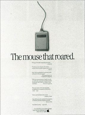 Apple - Mouse - Chiat\Day - 1983