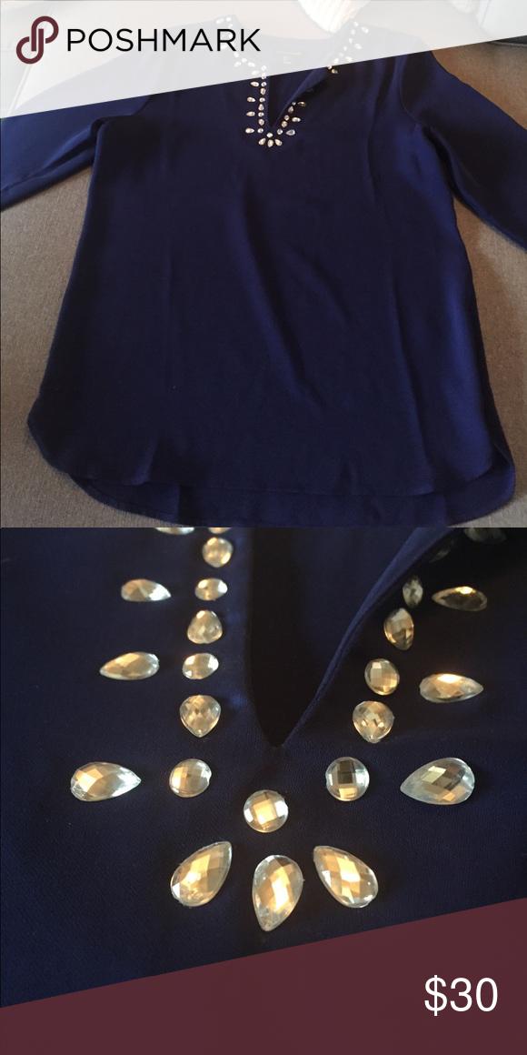 Adrienne Vittadini silk tunic Adrienne Vittadini silk tunic Adrienne Vittadini Tops Tunics
