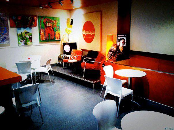 El Naranja Café Calle San Vicente Ferrer 53 Te Dan Aperitivo De 20 A 23 H Espacio