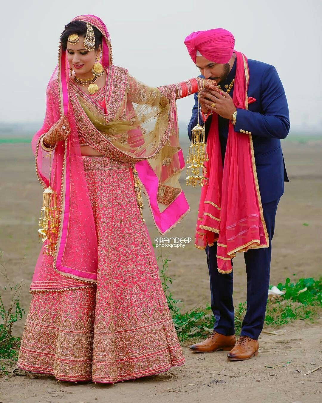 Nav jivan | Punjabi bride | Pinterest