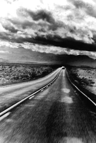 Leaving Las Vegas...