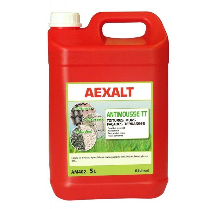 AEXALT Antimousse TT est un antimousse professionnel ...