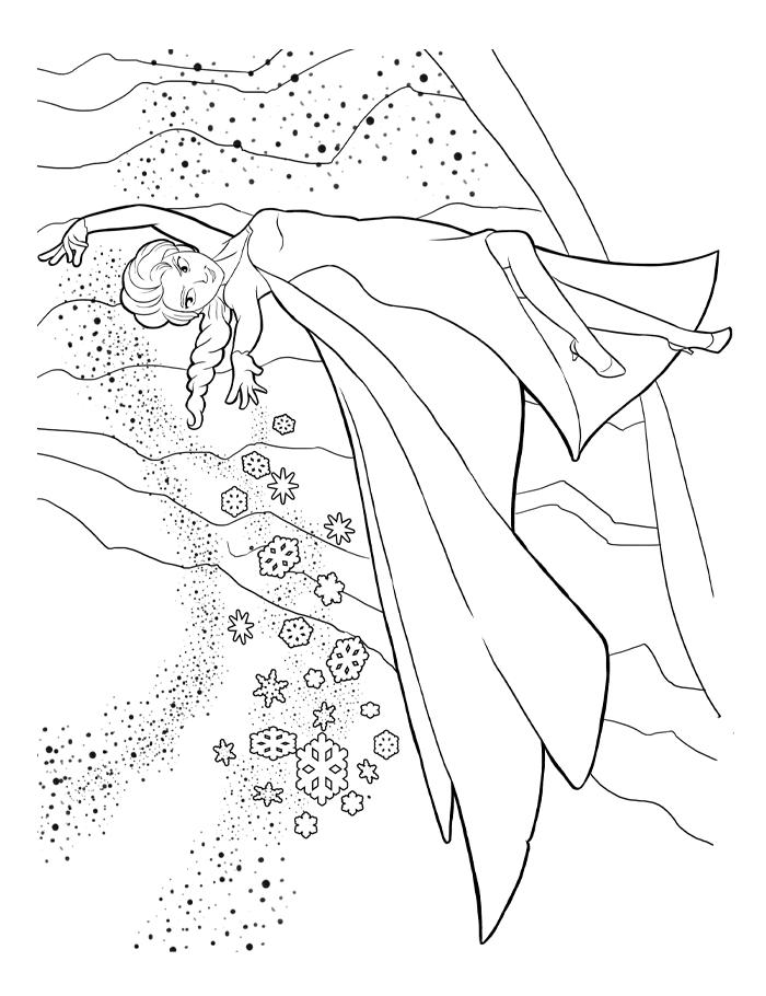 Coloriages Gratuits Et A Imprimer La Reine Des Neiges De Disney Coloriage Reine Des Neiges Coloriage Princesse Coloriage Gratuit