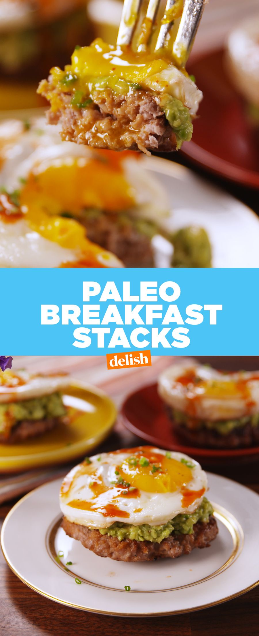 Paleo Breakfast Stacks Start Your Day Off Right Recipe Paleo Breakfast Low Carb Paleo Recipes Recipes