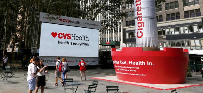 CVS Pharmacy (Target) - US   Global pharmacy brand cases