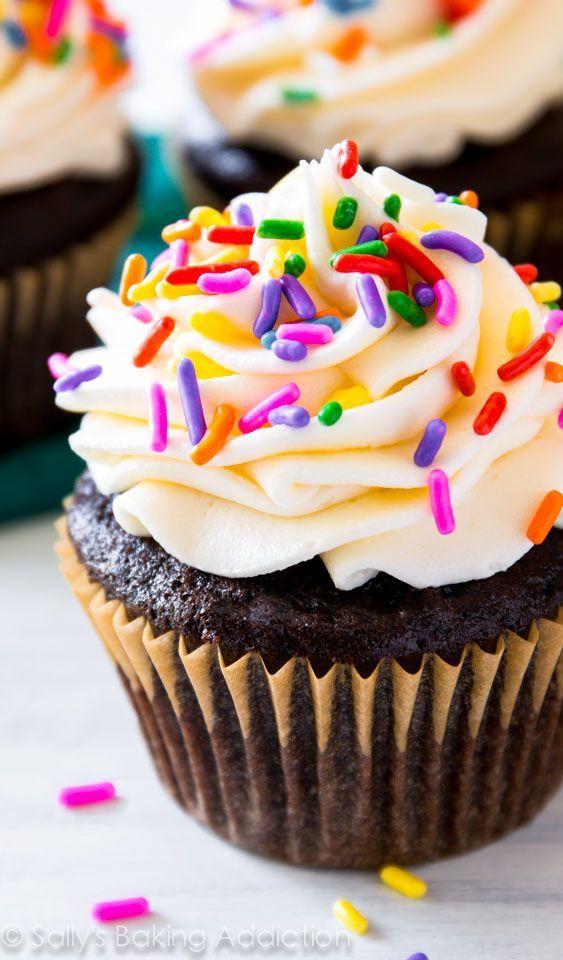 classic chocolate cupcakes recipe