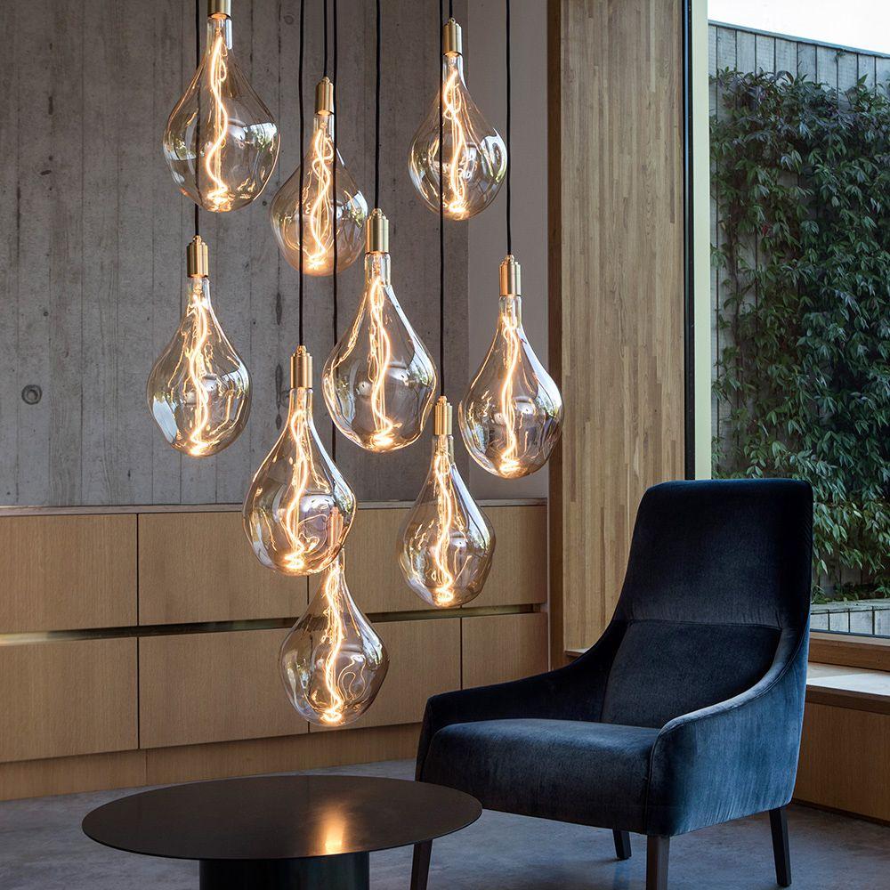 Voronoi Iii Brass Ceiling Light Ceiling Lights Ceiling Light Design