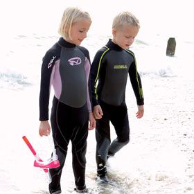 surfing wetsuit for kids