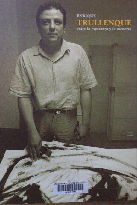 Enrique Trullenque : entre la esperanza y la memoria : [exposición], Sala de Exposiciones del Ayuntamiento de Alcañiz, 1 de diciembre de 2000 al 7 de enero de 2001 / [textos, Carlos Abril Navarro... (et al.)]