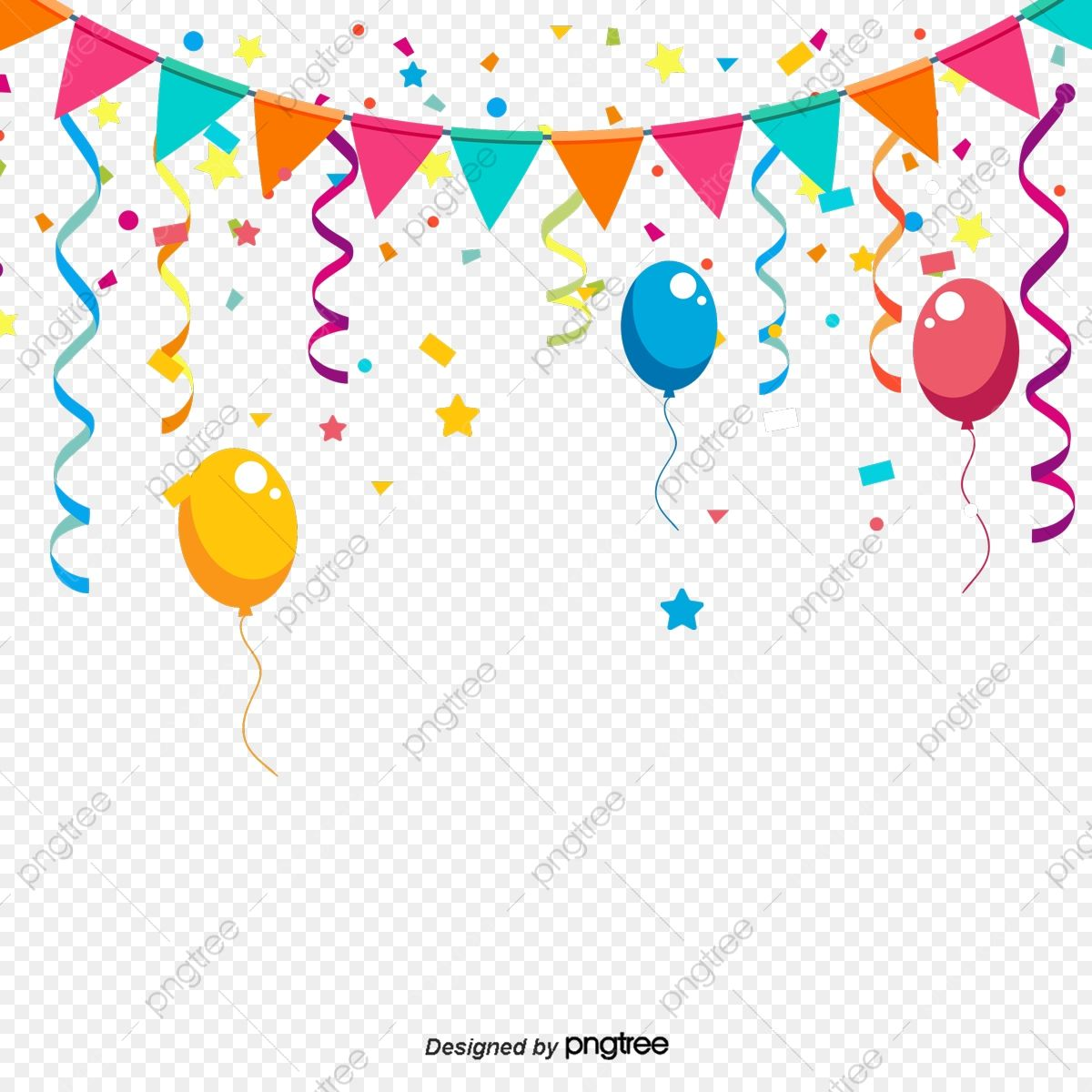Colorful Birthday Party Decorations Party Triangular Hanging Flag Cartoon Png Transparent Clipart Image And Psd File For Free Download Colorful Birthday Party Decorations Colorful Birthday Party Colorful Birthday