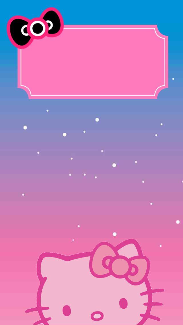 Custom Made Hello Kitty Iphone Lockscreen Iphone Wallpapers