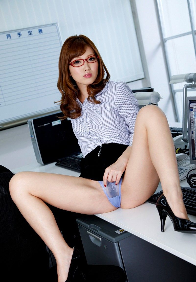 Attractive Milf Secretary 95