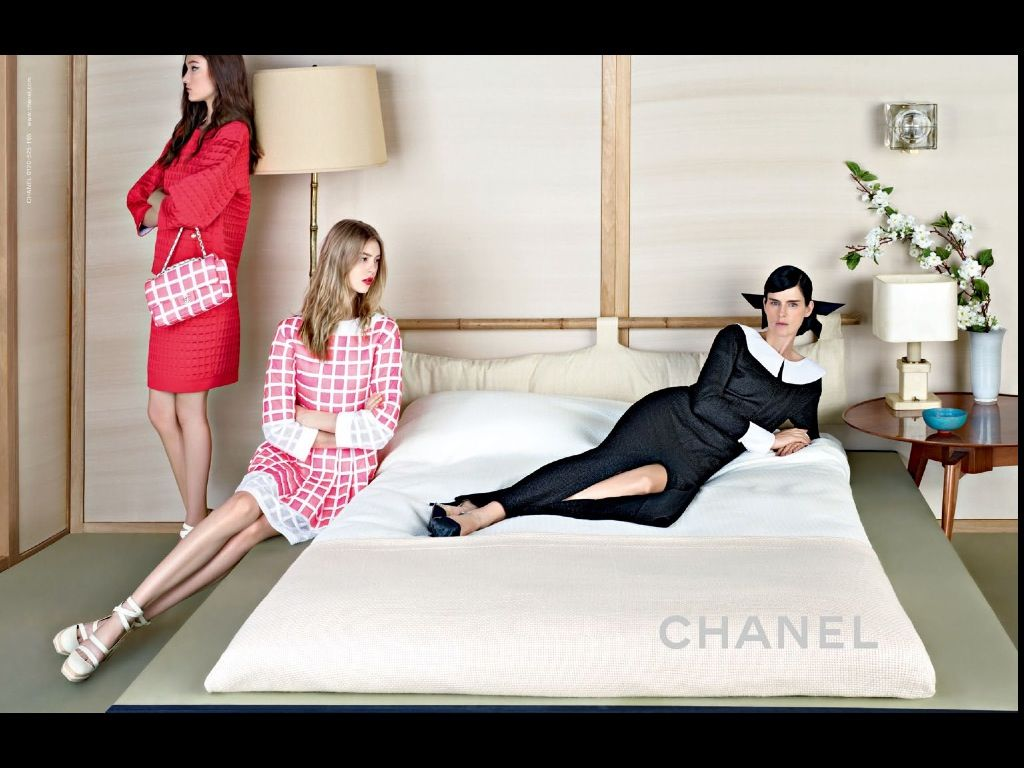CHANEL 2013 S/S