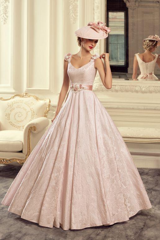 Classy Tatiana Kaplun Bridal Collection 2015 | Kleider, Ballkleider ...