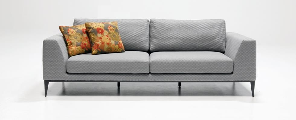 Greta sofa by DellaRobbia spaces of interest Pinterest