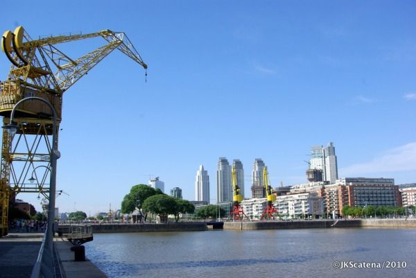 Buenos Aires: PuertoMadero