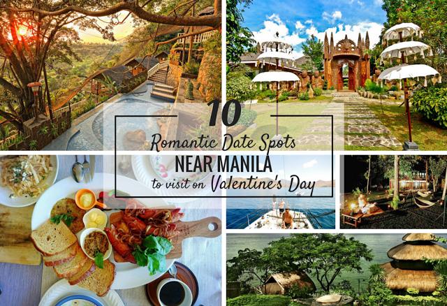 Top dating spots in manila