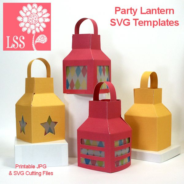 Lanterns Pattern Svg Blog Hop Illustrations And Creative