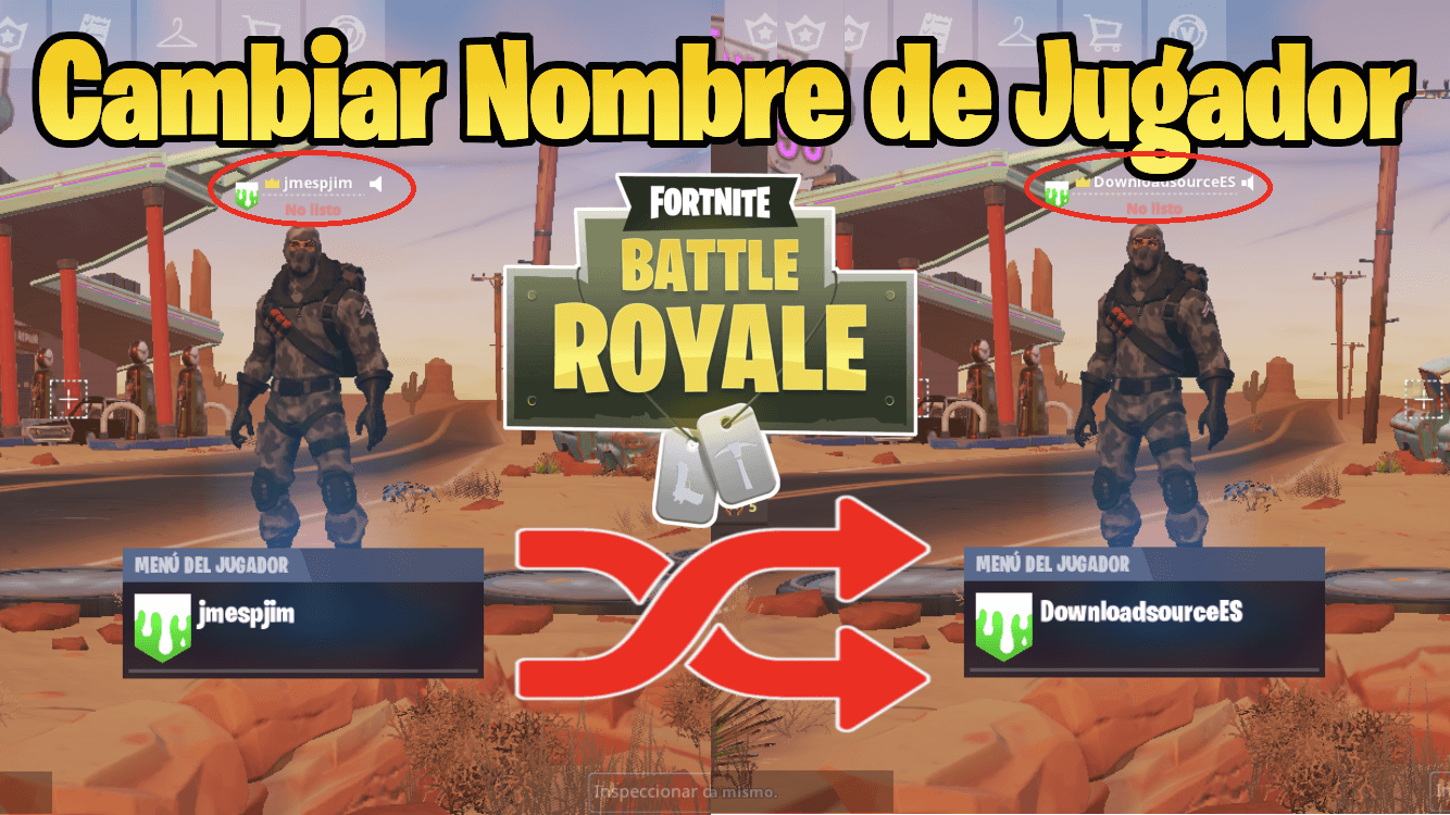 Conoce Como Cambiar El Nombre De Tu Personaje En Fortnite Para Ps4 Xbox Pc O Movil Fortnite Battleroyale Epicgame Ps4 Xbox Fortnite Xbox Como Cambiar