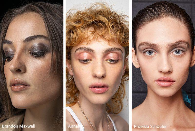 Spring Summer 2020 Makeup Trends In 2020 Makeup Trends