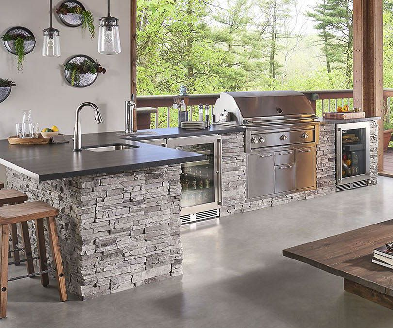 Outdoor Living Collection Outdoor Kitchen Outdoor Kitchen