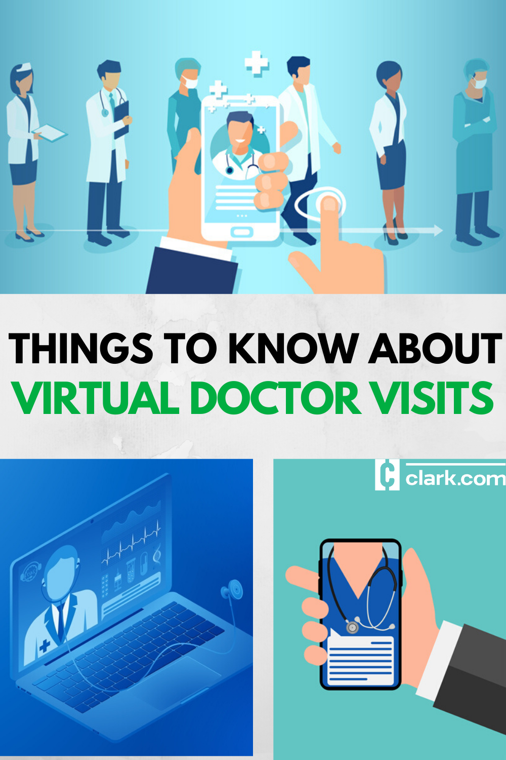 Telemedicine Virtual Doctor Visit How To In 2020 Telemedicine Virtual Doctor Doctor Visit