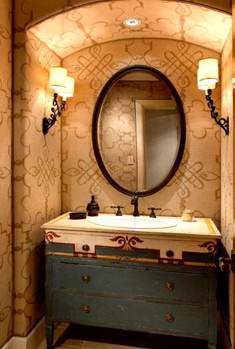 Like the idea for the vanity,with a little more definition ...
