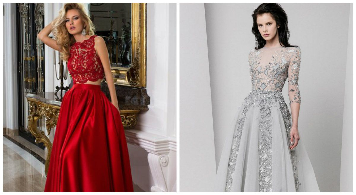 Abendkleider 11: frische Trends und Ideen für Abendkleider 11