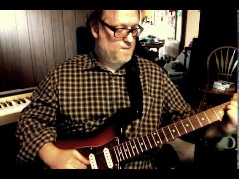 Be Thou My Vision Solo Electric Guitar