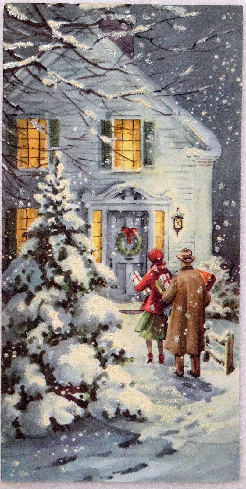 Pin by Lucy Maxfield on Vintage Christmas   Pinterest   Vintage ...