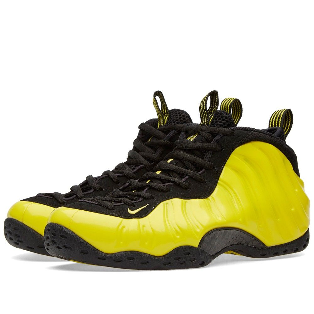 7585b5ae597 Nike Air Foamposite One Sonic Yellow Yellow Shoes