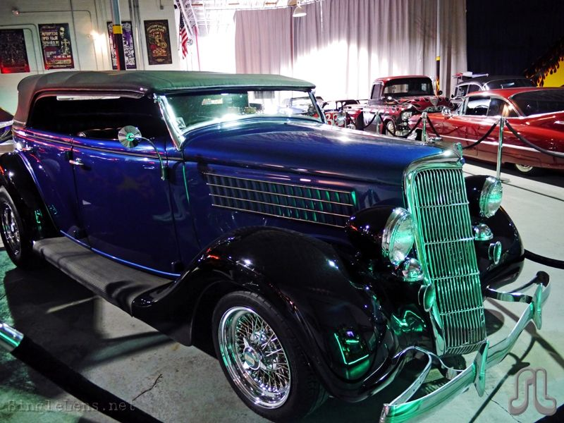 Autos y motos de Count's Kustoms Counting cars, Car tv