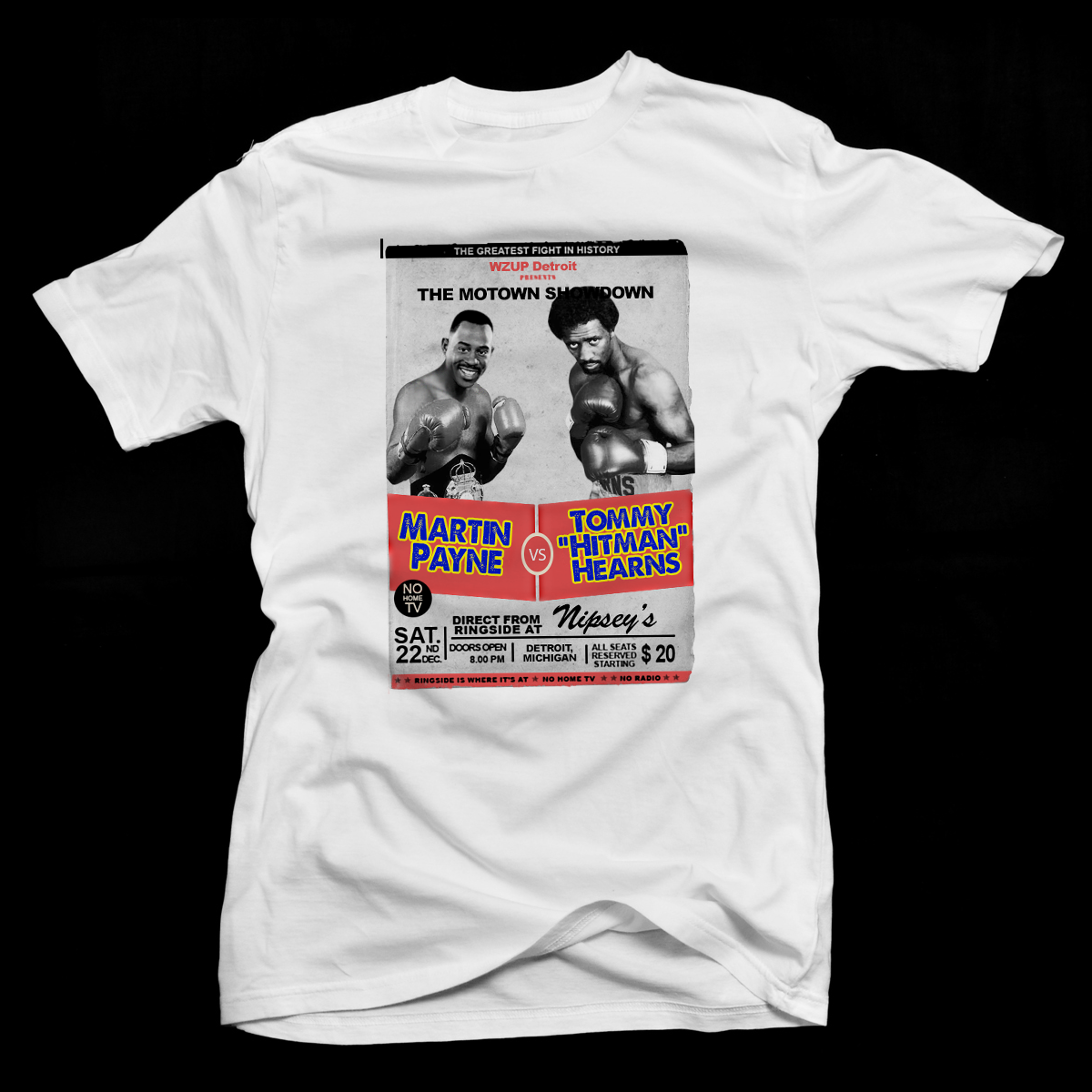 Motown Showdown T Shirt By Freshtil Detroit Martin Martinpayne Martinlawrence 90stees Tommyhearns Hitman 90s Love Mens Tops Shirts T Shirt