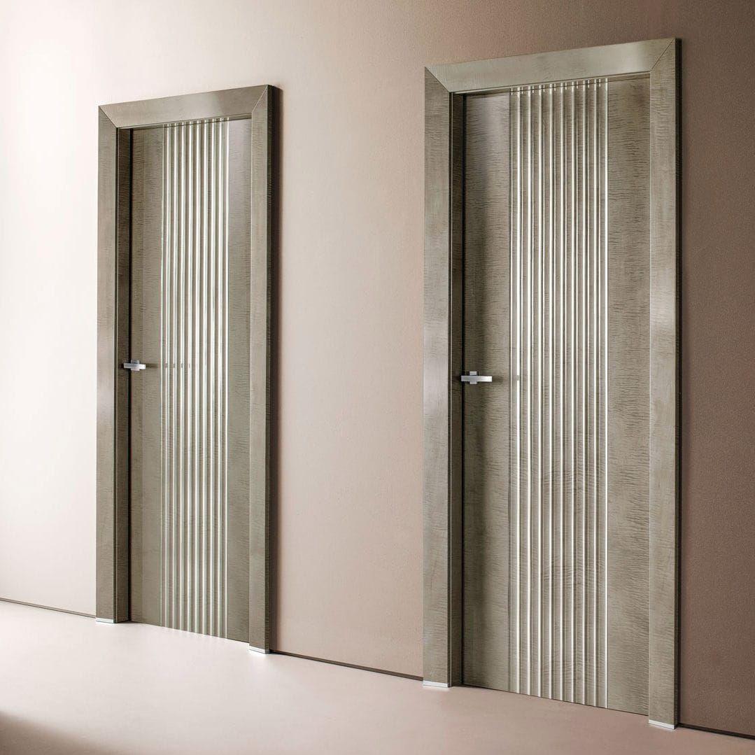 Swing Door Wood Interior Luxury Porte Sjb Iezzoni Puertas
