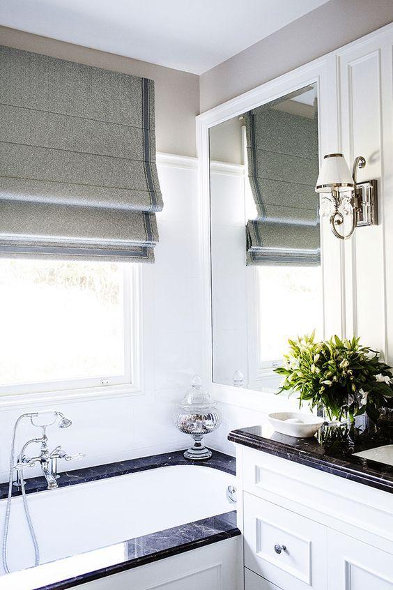50 modelli di tende a pacchetto moderne per interni fai for Tende casa minimalista